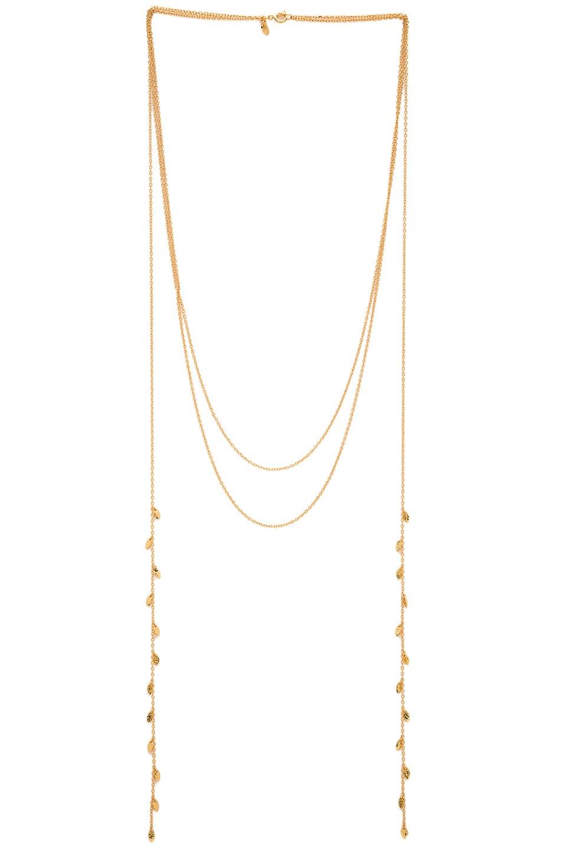 gorjana Topanga Necklace in Gold