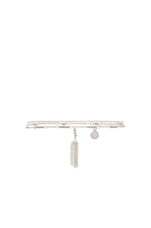 gorjana Joplin Bracelet in Silver
