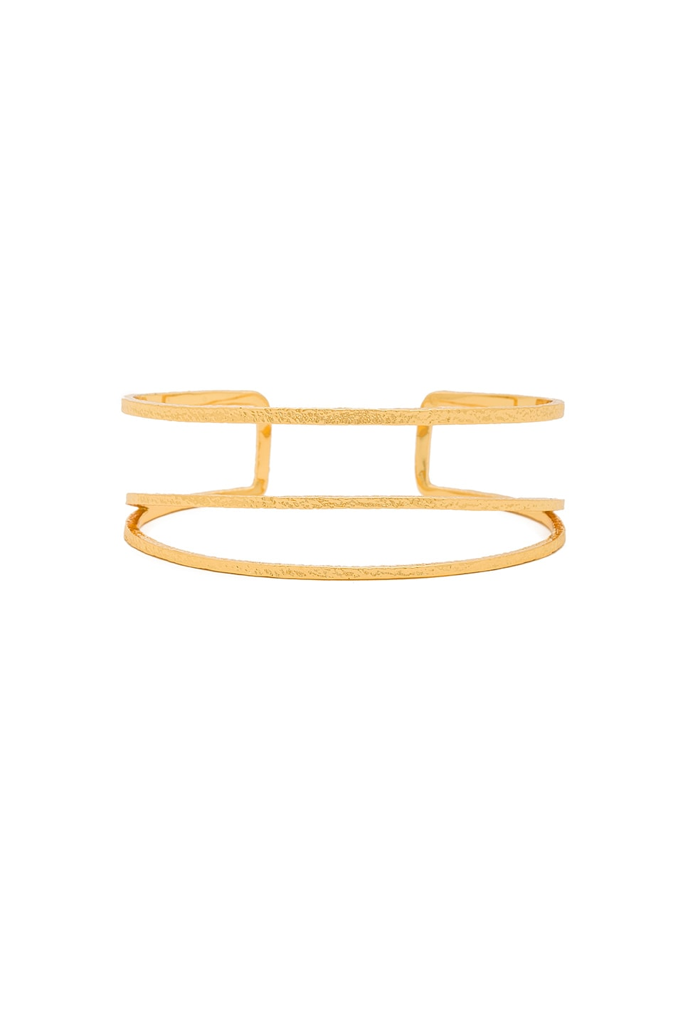 gorjana Paloma Cuff in Gold