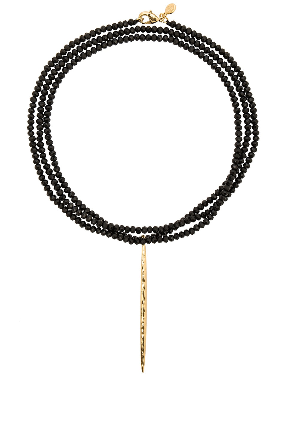 Nora Beaded Long Necklace by gorjana