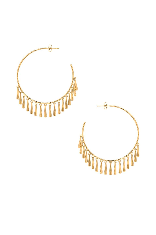 Kona Hoop Earrings by Gorjana