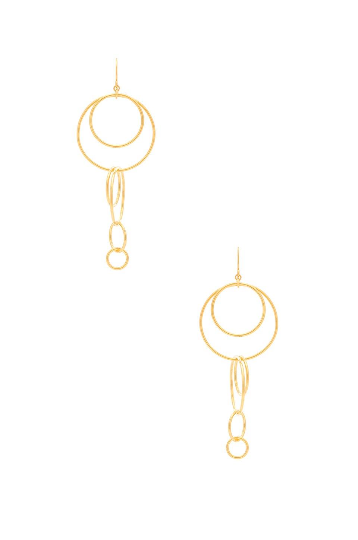 Gorjana Wilshire Concentric Hoop Earrings cToIz4MNP