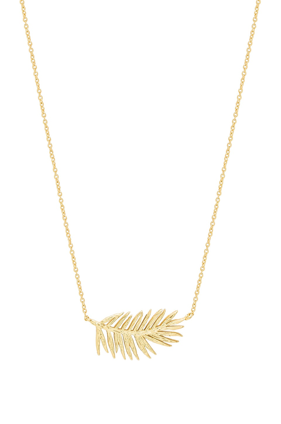 PALM ADJUSTABLE NECKLACE