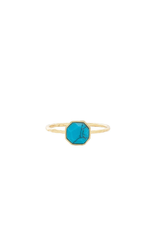 Healing Power Gemstone Ring