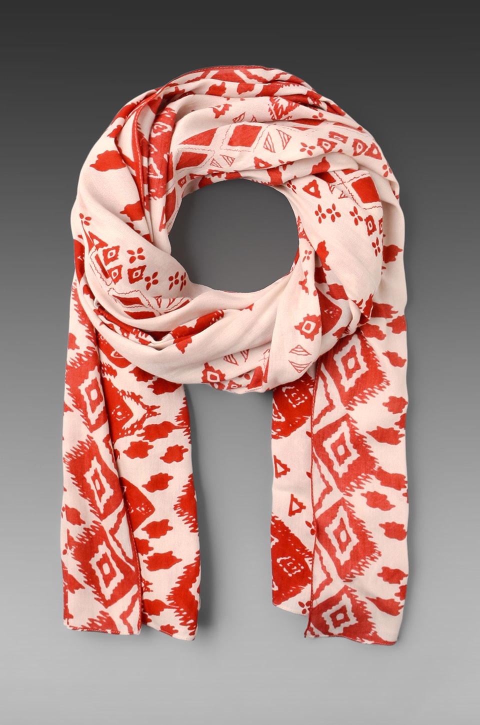 gorjana Westside Scarf in Red
