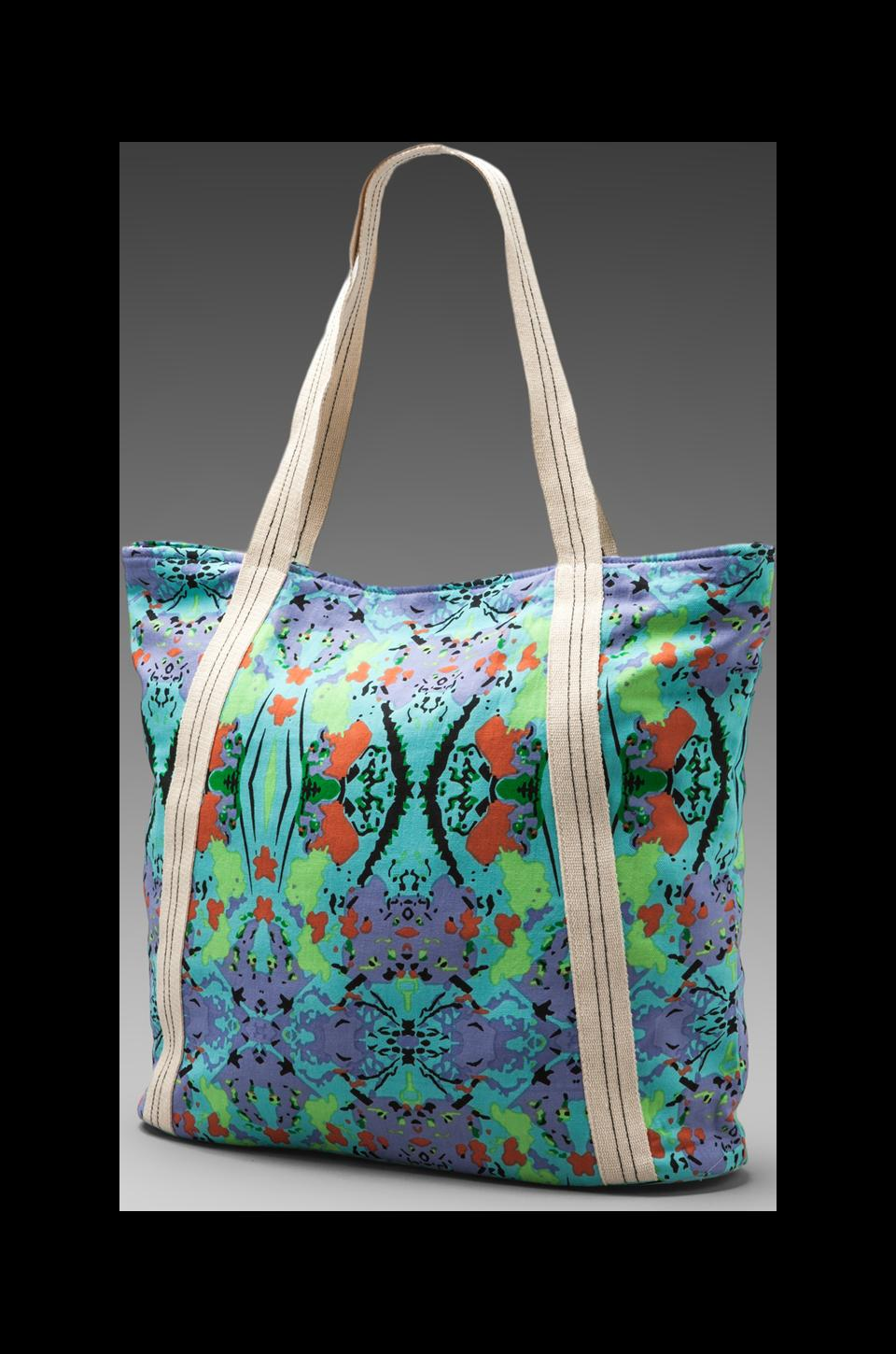 gorjana Martinique Beach Tote in Multi