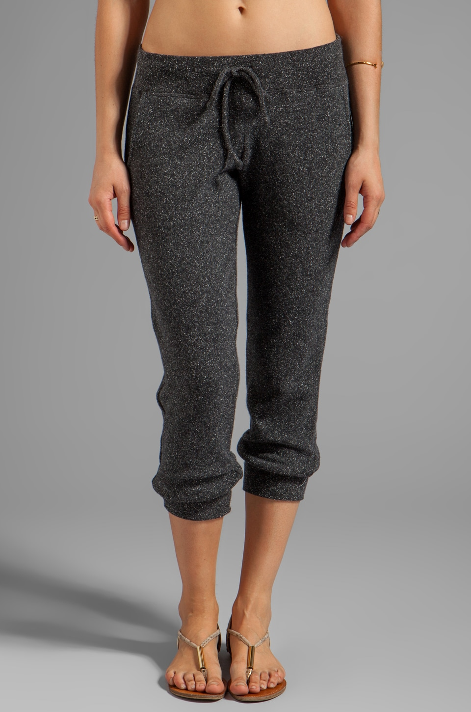 Graham & Spencer Brushed Sweatpants in Charcoal