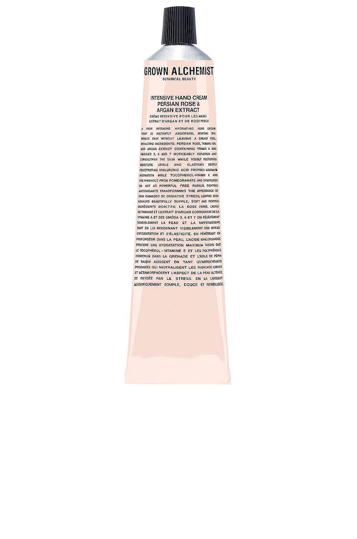 Grown Alchemist Intensive Hand Cream Persian Rose & Argan Extract