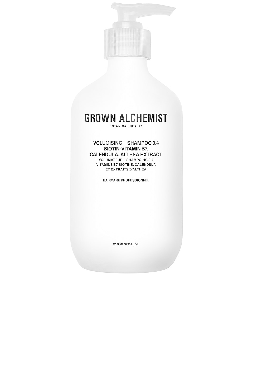 Grown Alchemist Volumising Shampoo 0.4 in Biotin-Vitamin B7 & Calendula & Althea Extract