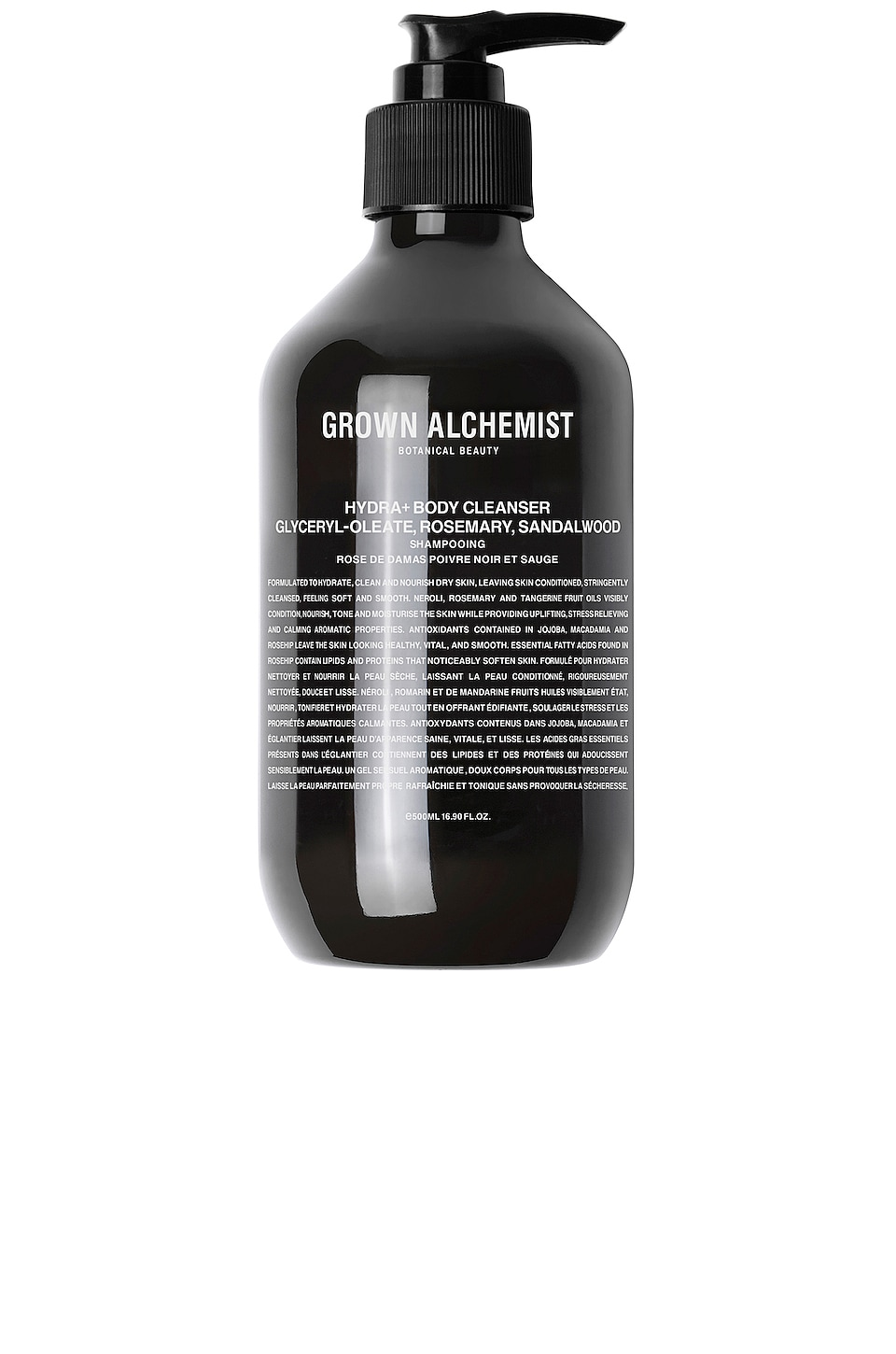 Grown Alchemist GEL DE BAÑO HYDRA+