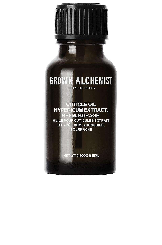 Grown Alchemist HUILE POUR CUTICULES