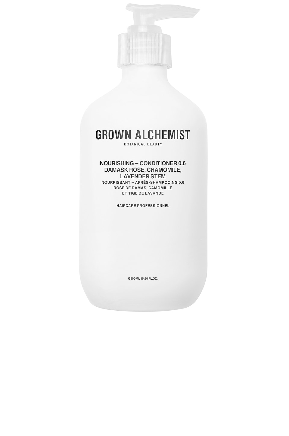 Grown Alchemist Nourishing Conditioner 0.6 in Damask Rose & Chamomile & Lavender Stem