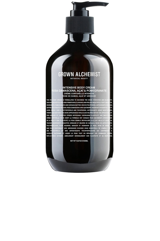Grown Alchemist CREMA CORPORAL INTENSIVA