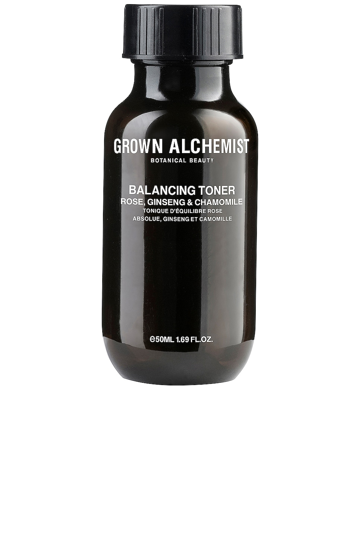 Grown Alchemist Travel Balancing Toner Rose Absolute & Ginseng & Chamomile
