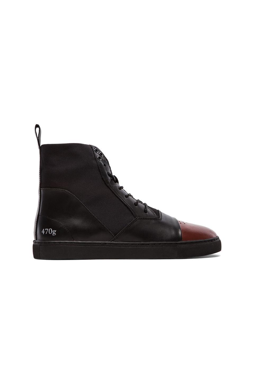 Gram 470G in Black