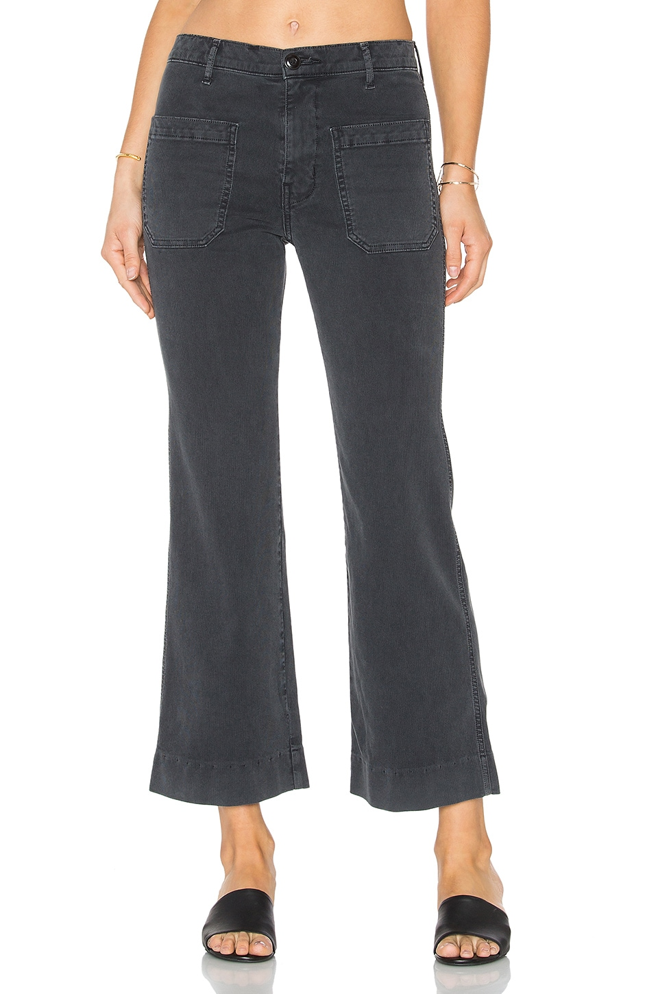 The Cropped Mariner Jean by The Great
