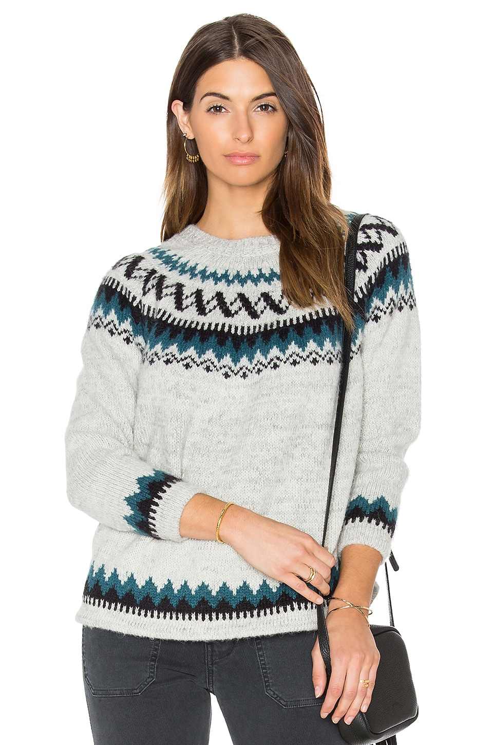 Modal Sweater Knit  Teal