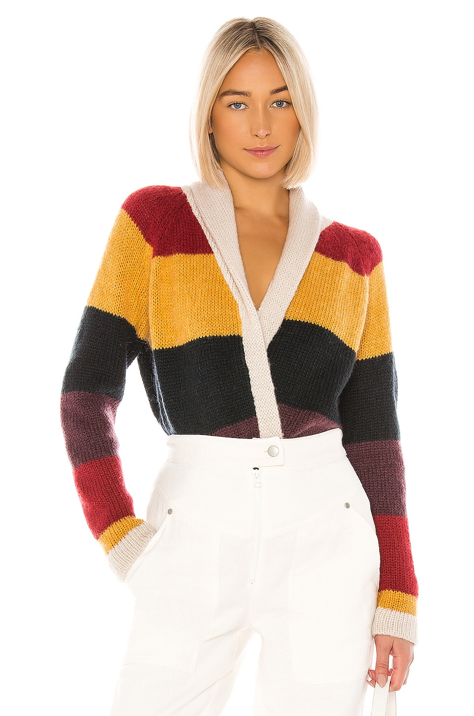 The Great GILET THE STRIPE
