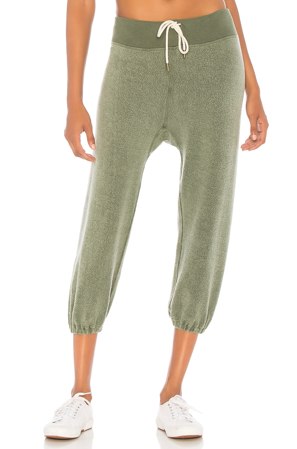 The Great The Warm Up Sweatpant in Pine