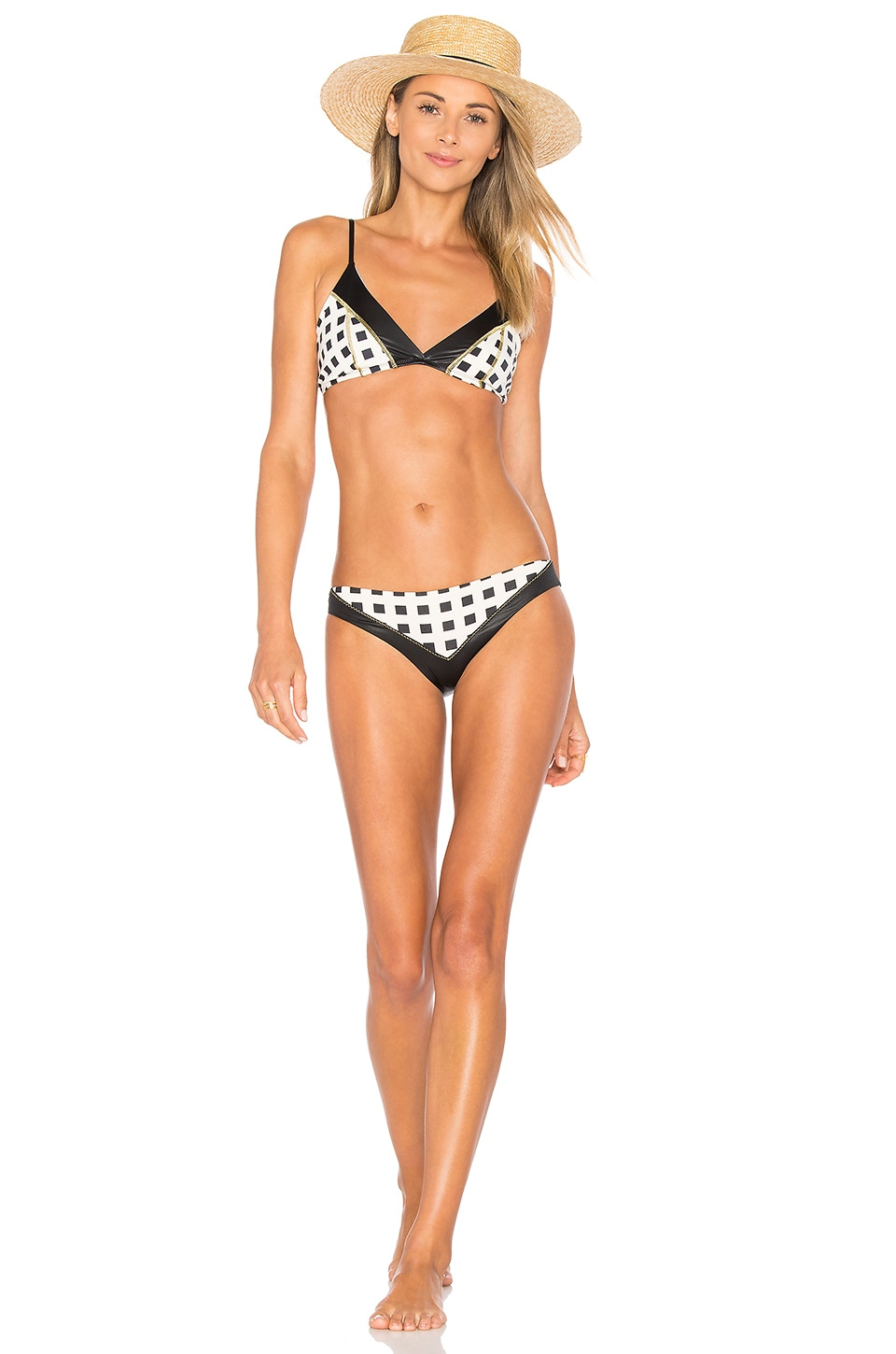 Shelly Geometric Bikini Set by Gregor Pirouzi