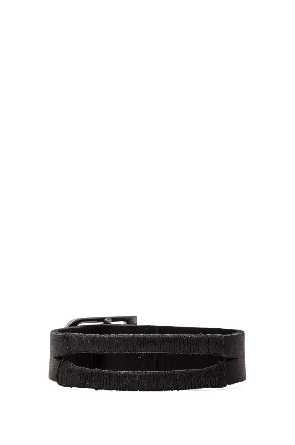 griffin Colton Split Cuff in Black