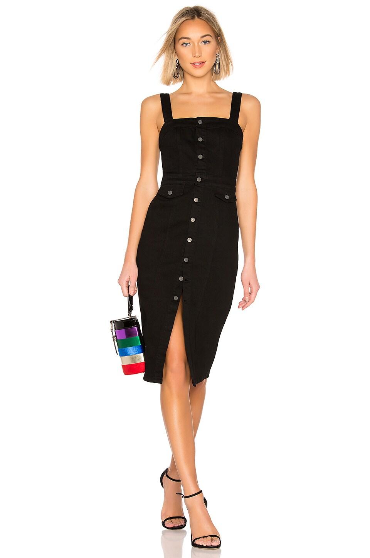 GRLFRND Petra Dress in Double Dare