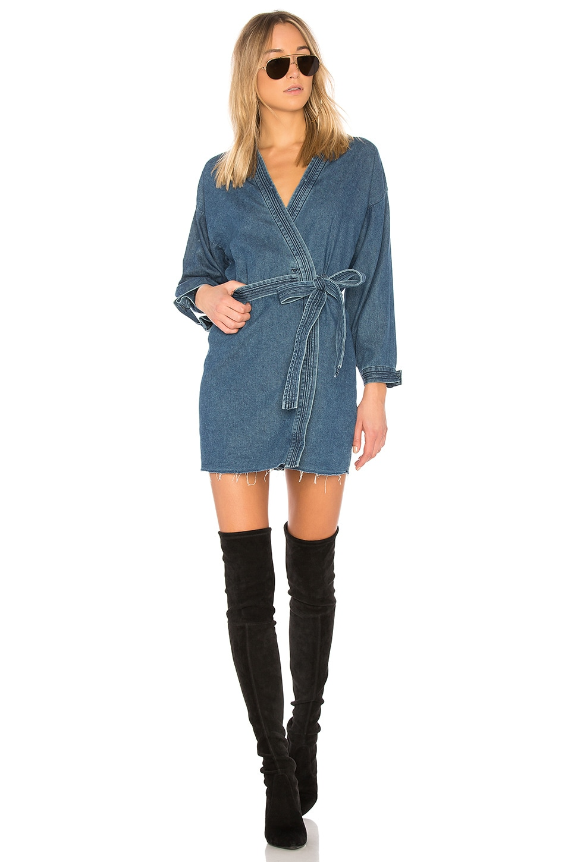 Kate Robe Mini Dress