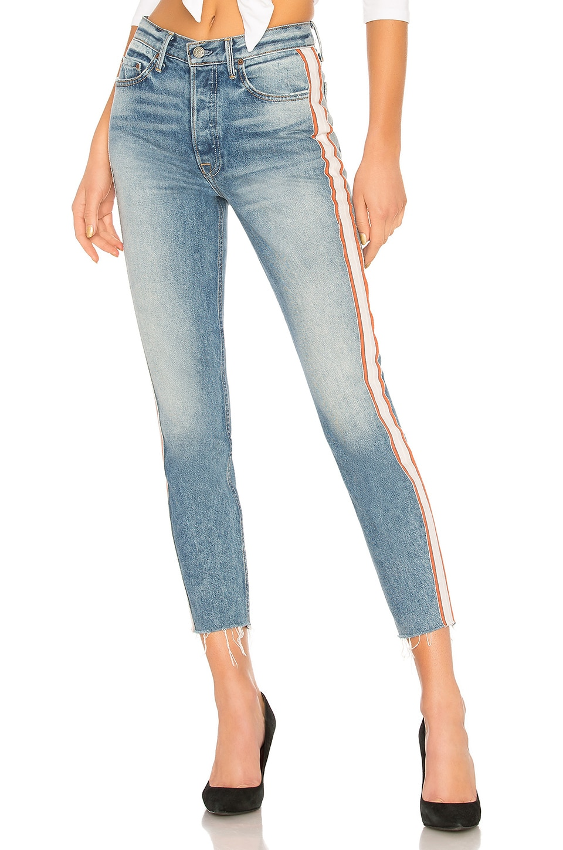 Karolina High Rise-Crop Jean