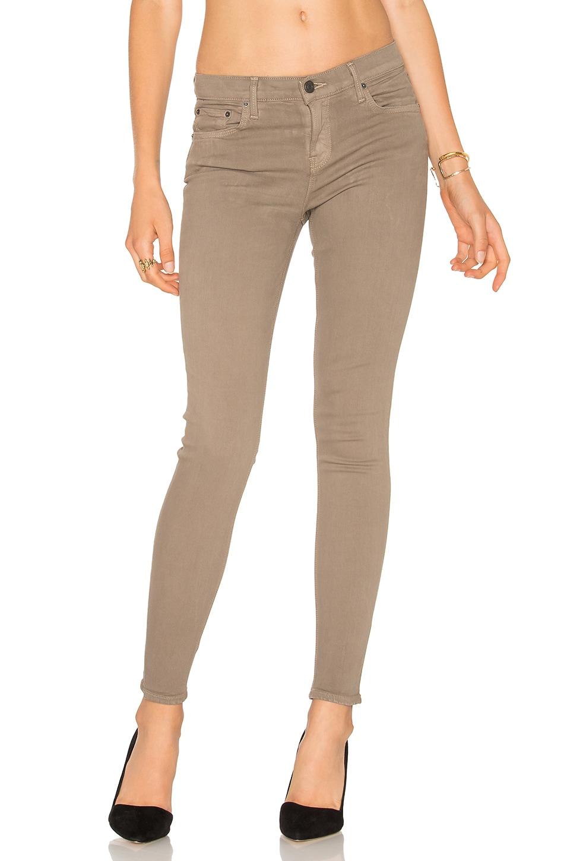 Candice Super Stretch Mid-Rise Skinny Jean by GRLFRND