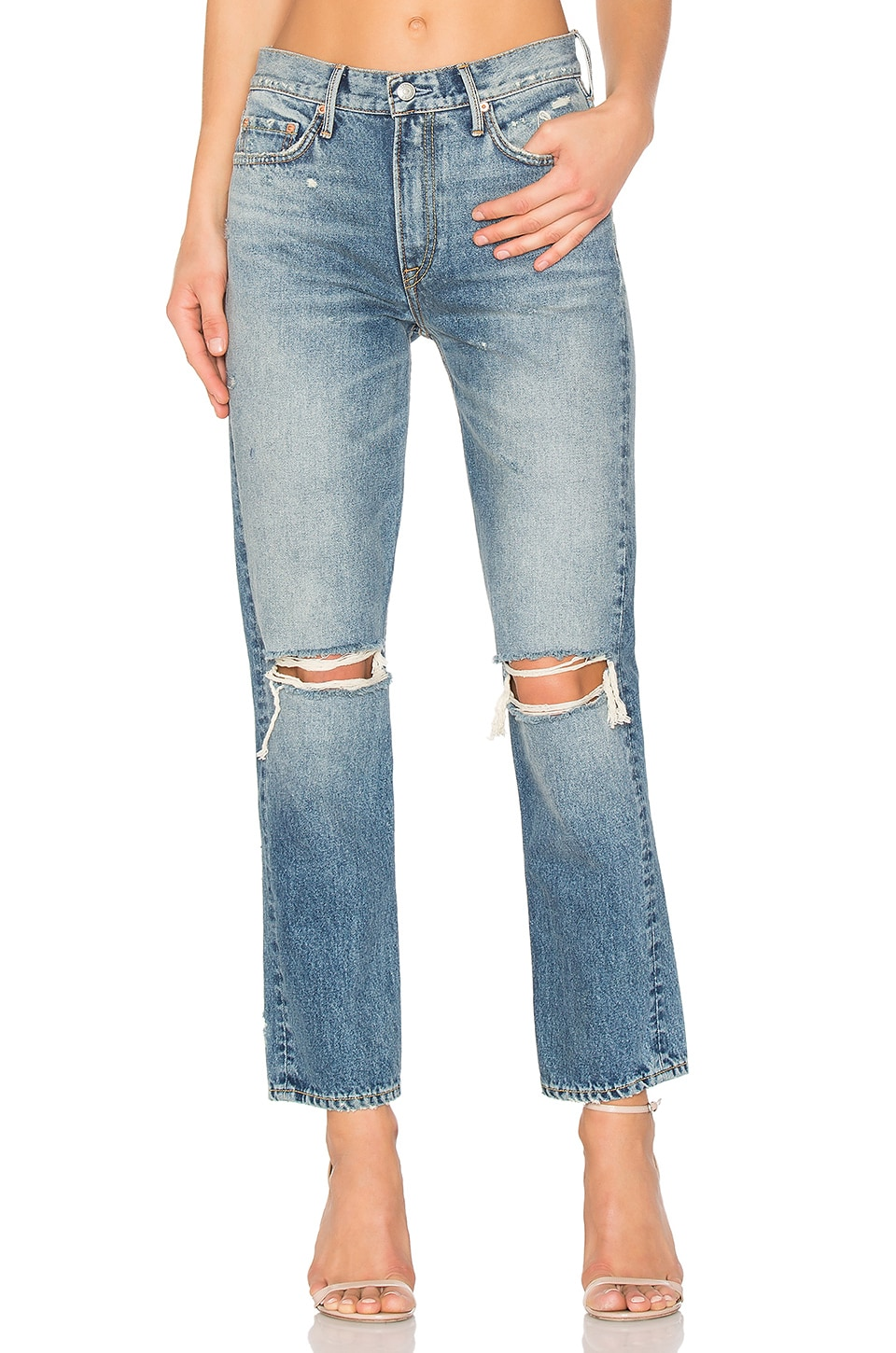 x REVOLVE Jane Straight Jean by Grlfrnd