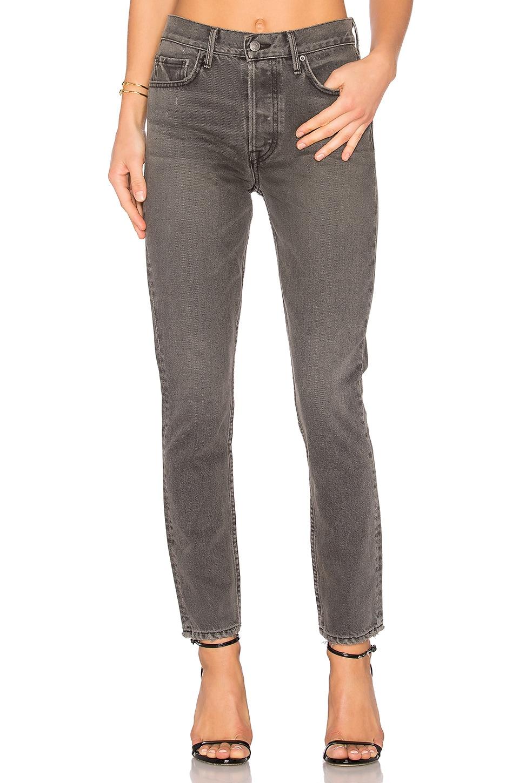 GRLFRND Karolina High-Rise Skinny Jean in Montego Bay