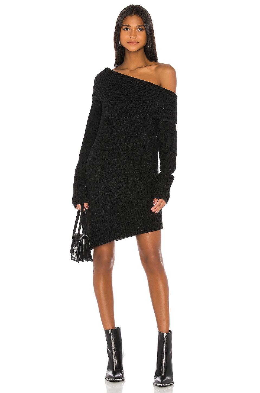 GRLFRND Darlene Sweater in Black