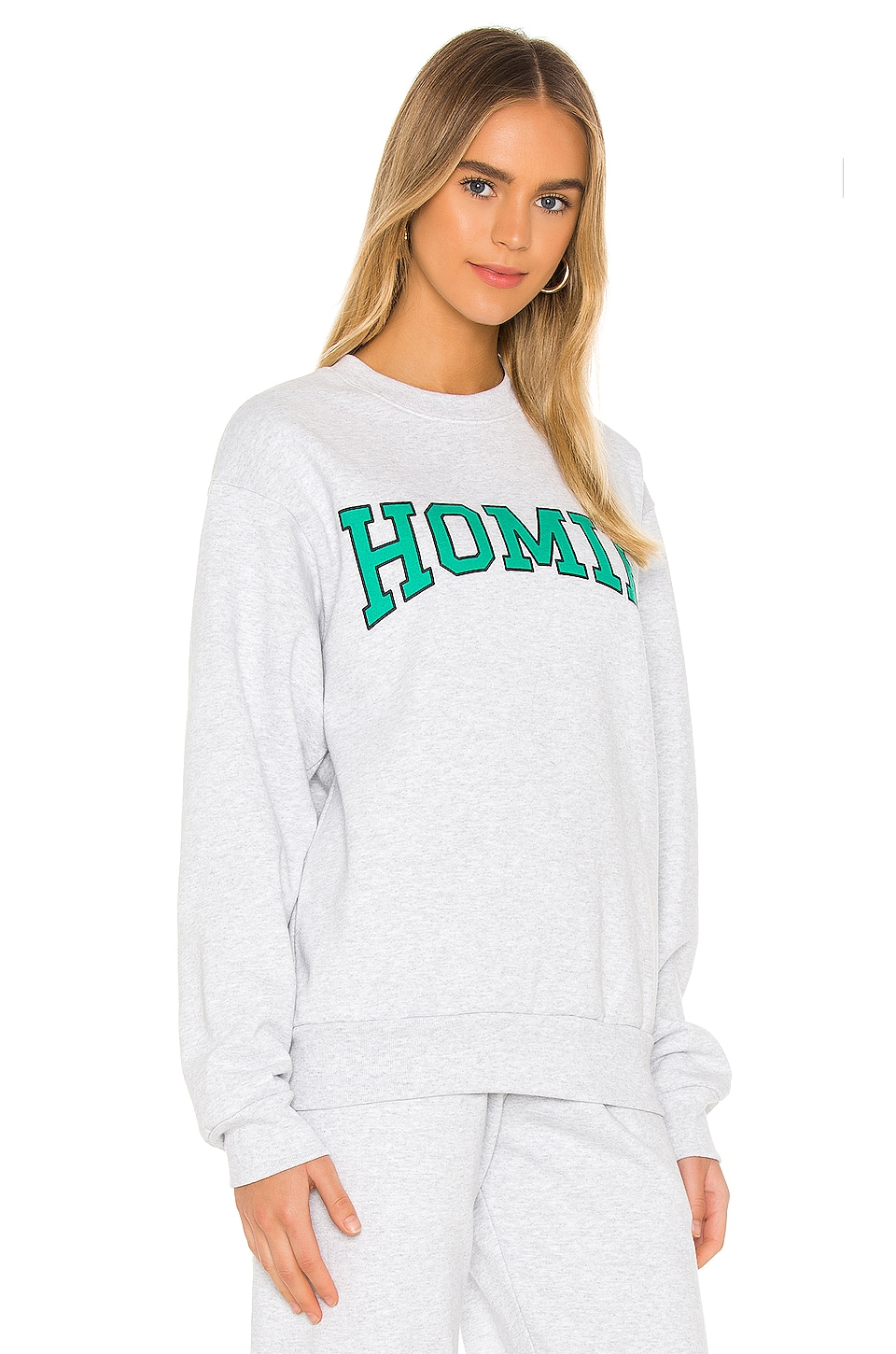 Homie Sweatshirt, view 2, click to view large image.
