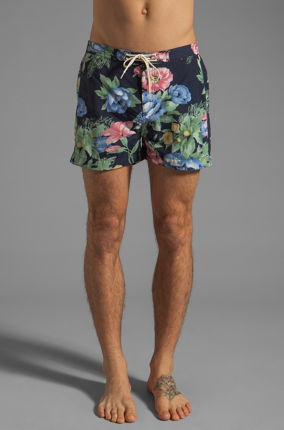 GANT Rugger Flower Swimtrunks in Multi