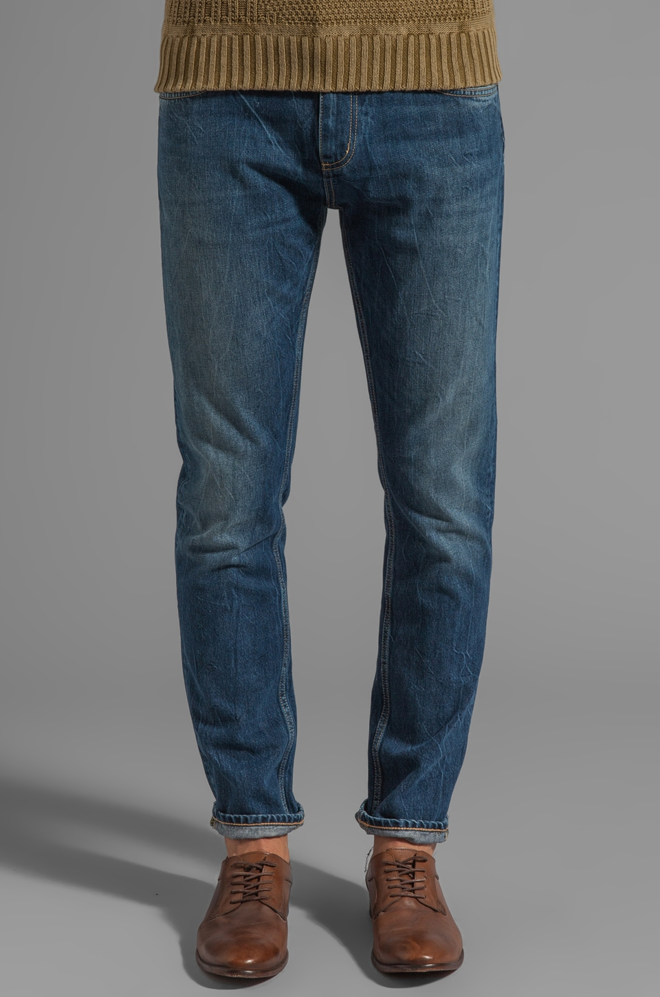 GANT Rugger Stick Boy in Medium Wash