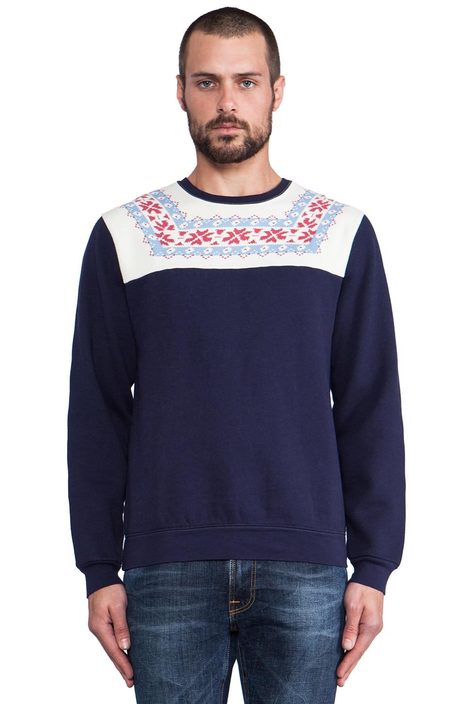 GANT Rugger Bloggers Delight 2.0 Sweater in Navy