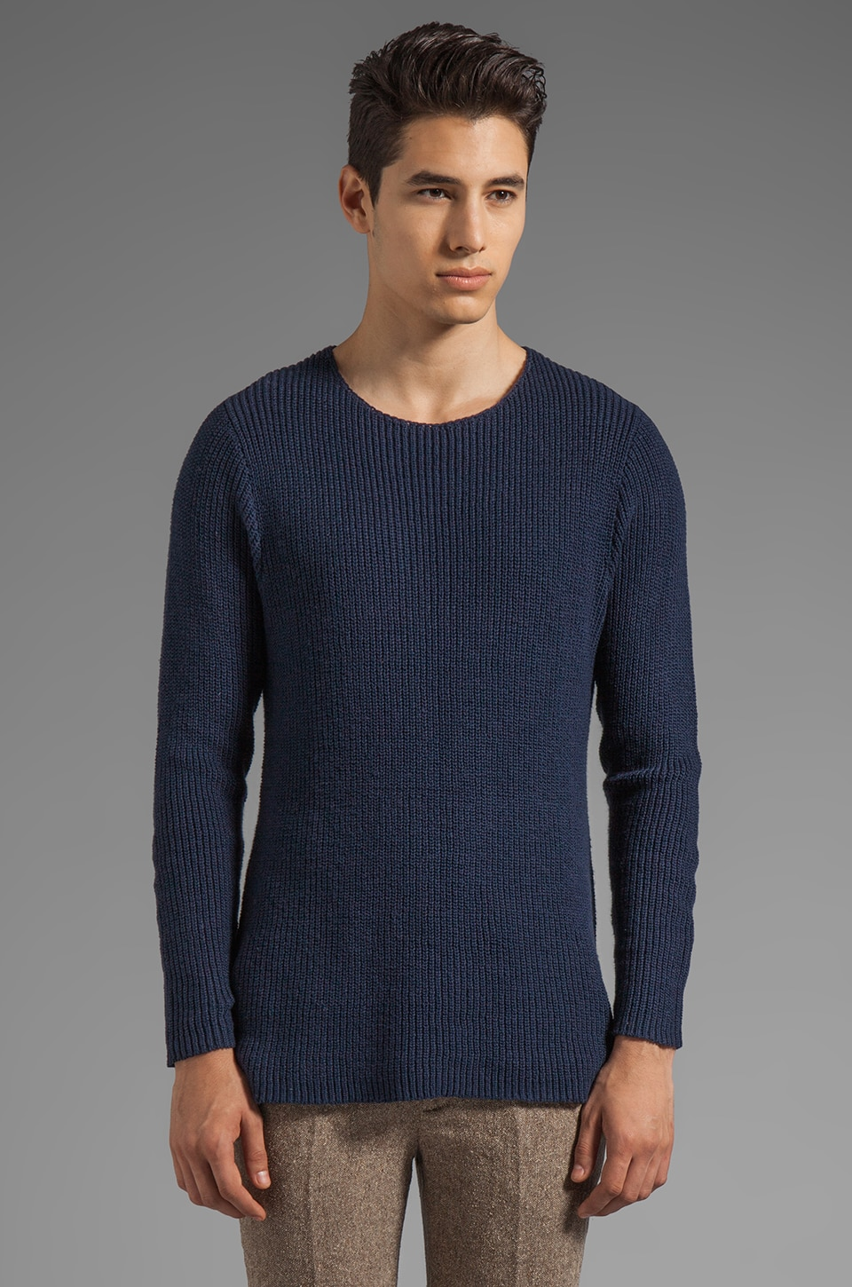 GANT Rugger The Cutpurse Pullover in Navy