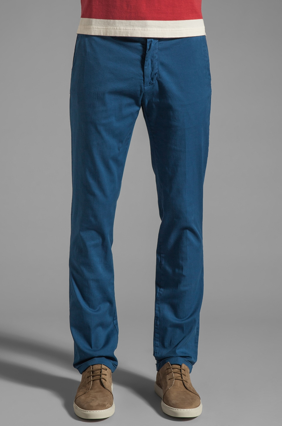 GANT Rugger Summer Chino in Light Blue
