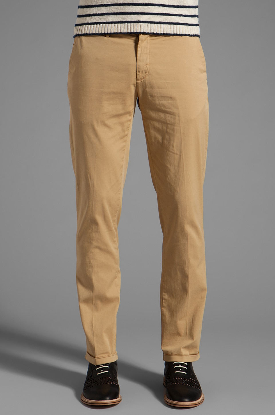 GANT Rugger Summer Chino in Bisquit
