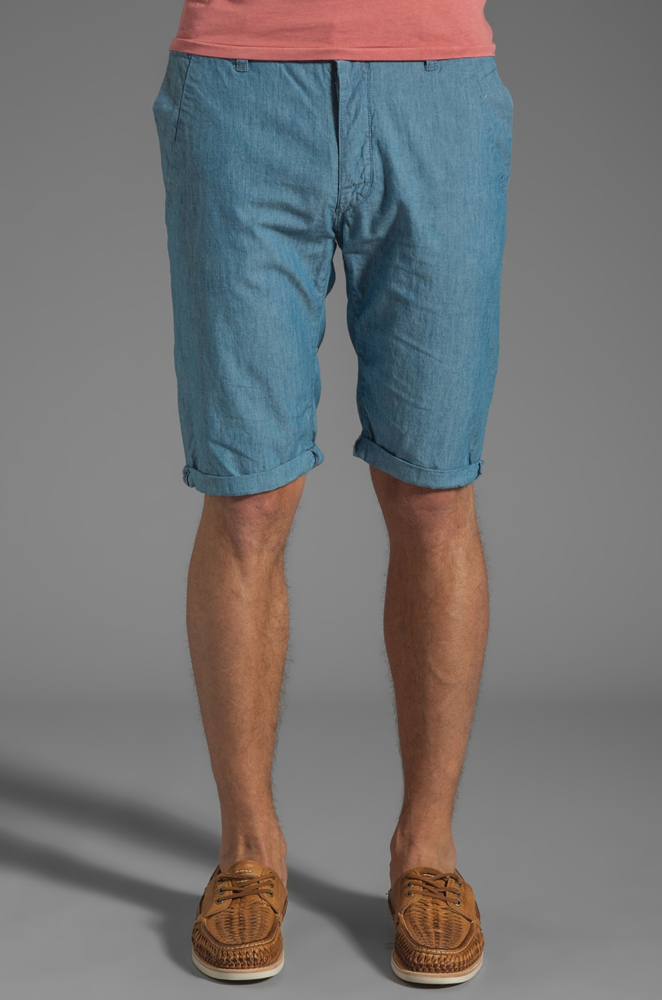 G-Star Bronson Chino Short in Medium Aged