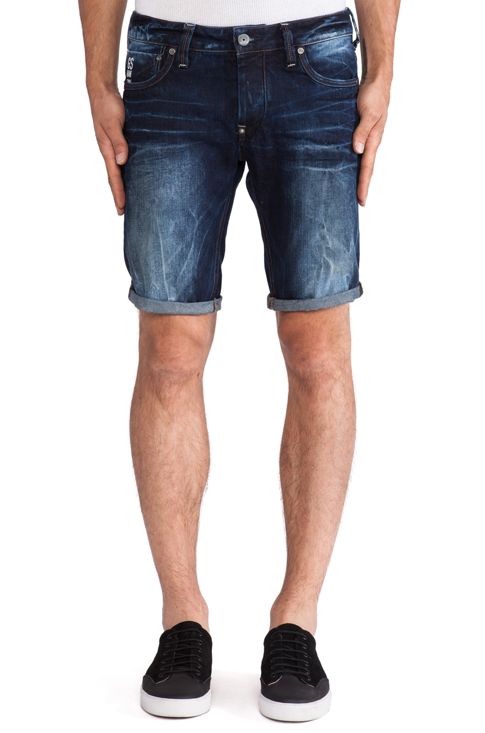 G-Star Attacc Low Short in Medium Aged