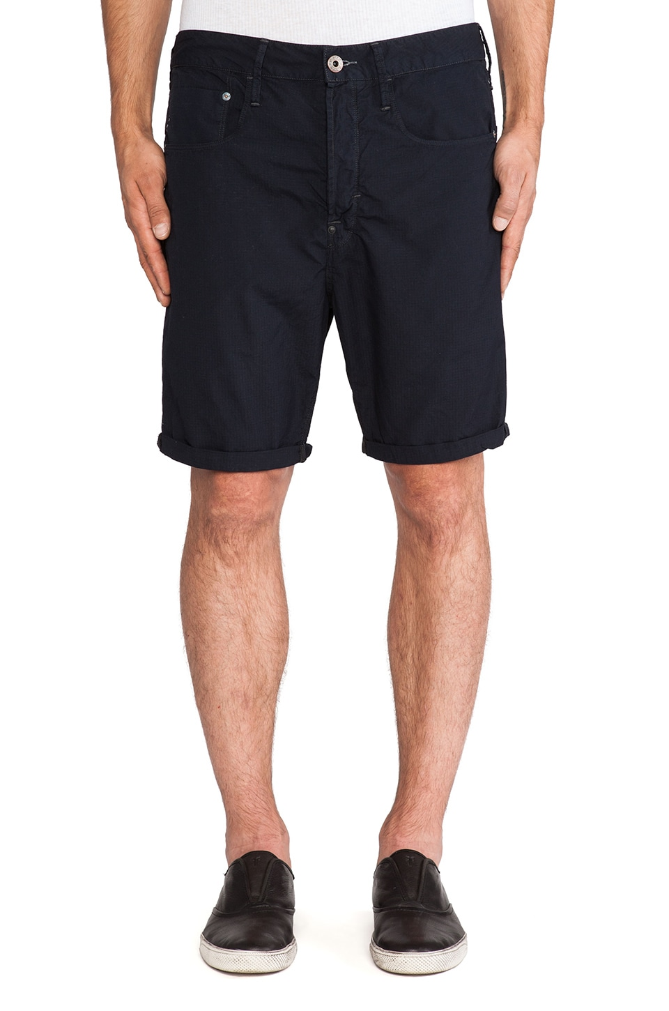 G-Star Type C Combat Short in Mazarine Blue