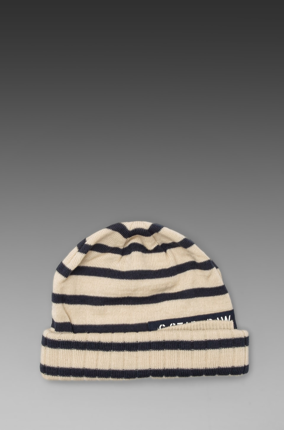 G-Star Grant Beanie in Japan Blue/Bisque