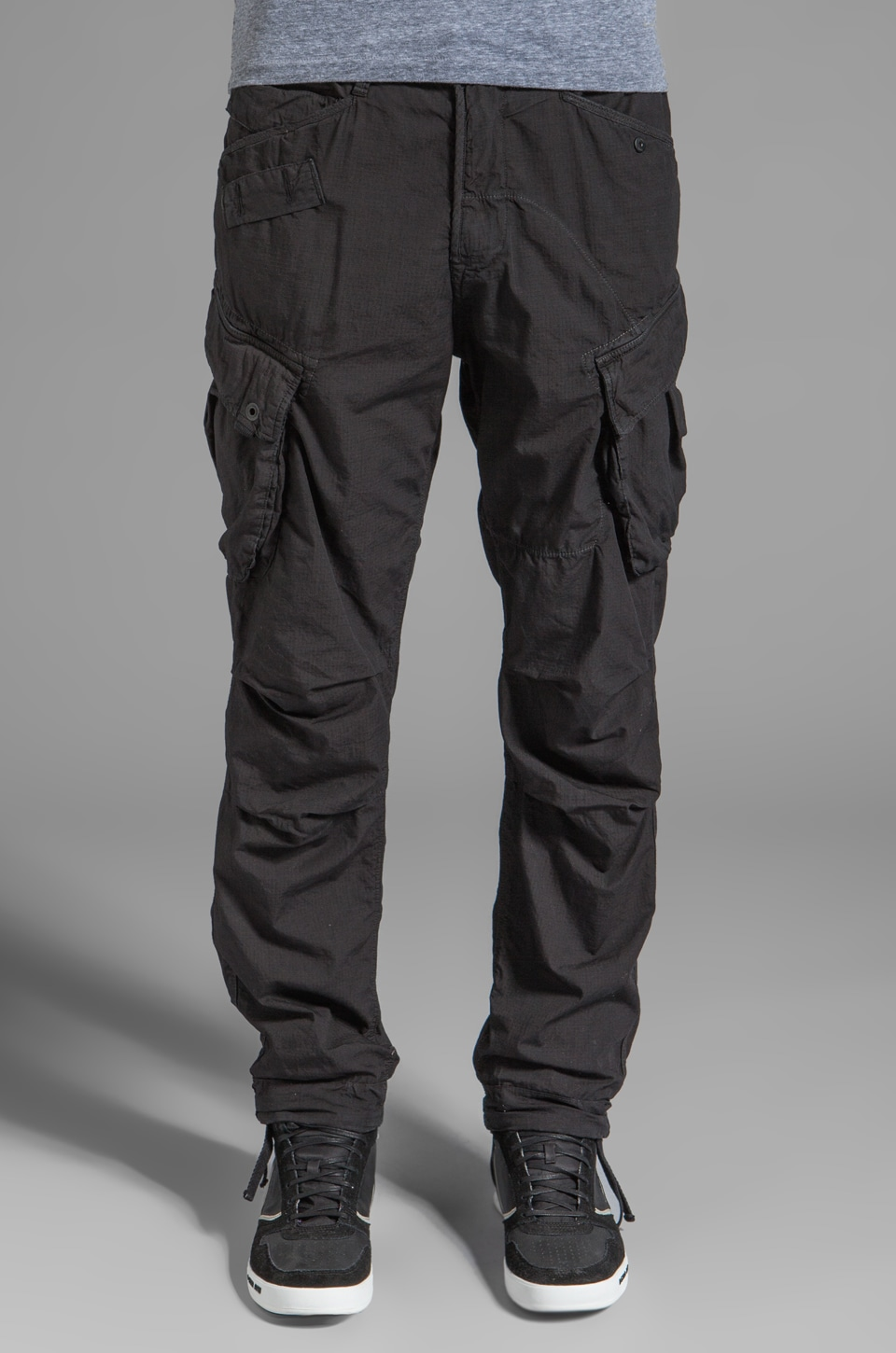G-Star Rovic Tapered Pant in Black