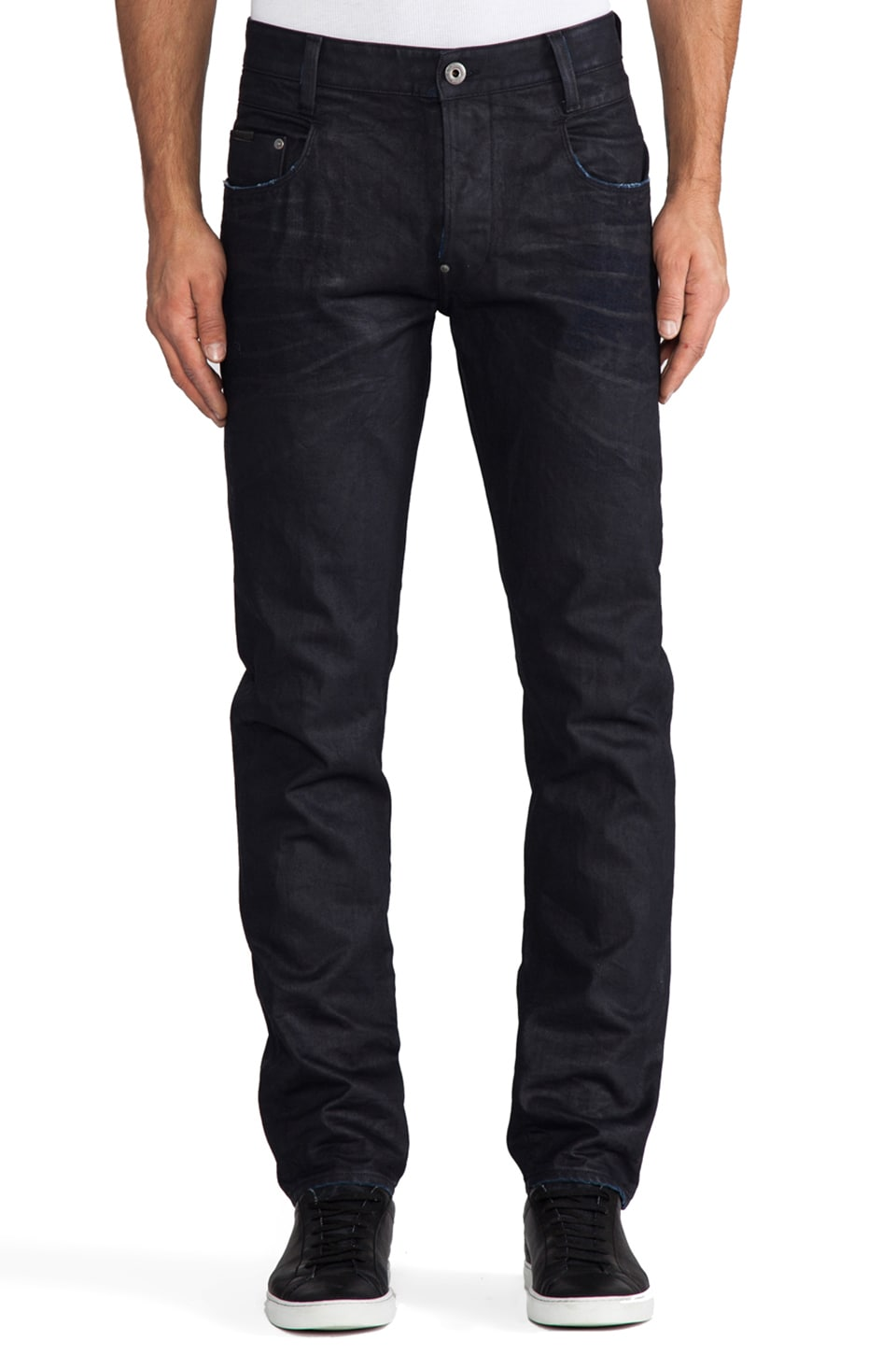G-Star Raw Radar Tappered in Ink Denim Indigo
