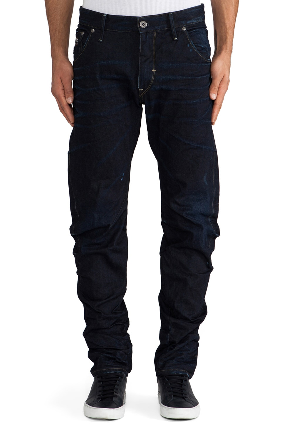 G-Star Arc 3D Loose Tapered en Geo Dark Aged