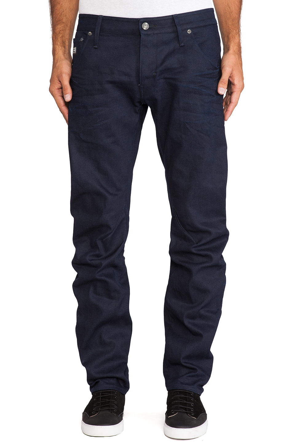 G-Star Arc 3D Slim Light Mazarine Denim in 3D Raw