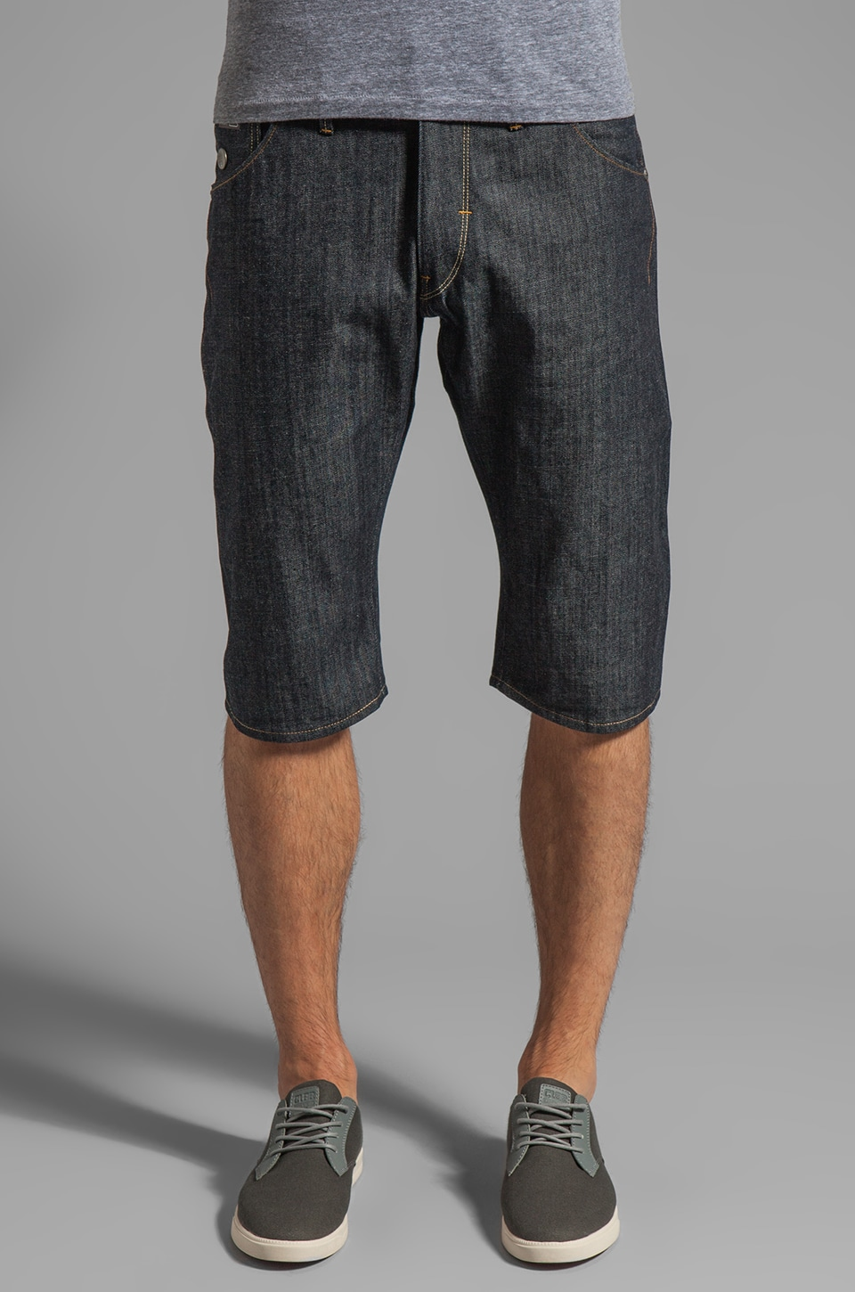 G-Star Arc 3D Loose Denim Short in Raw