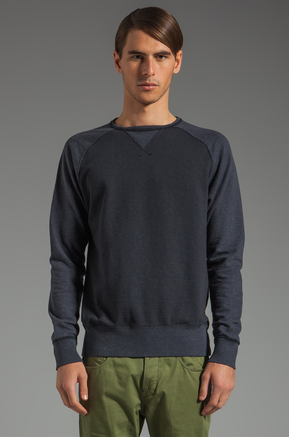 G-Star R Sweatshirt in Dark Navy