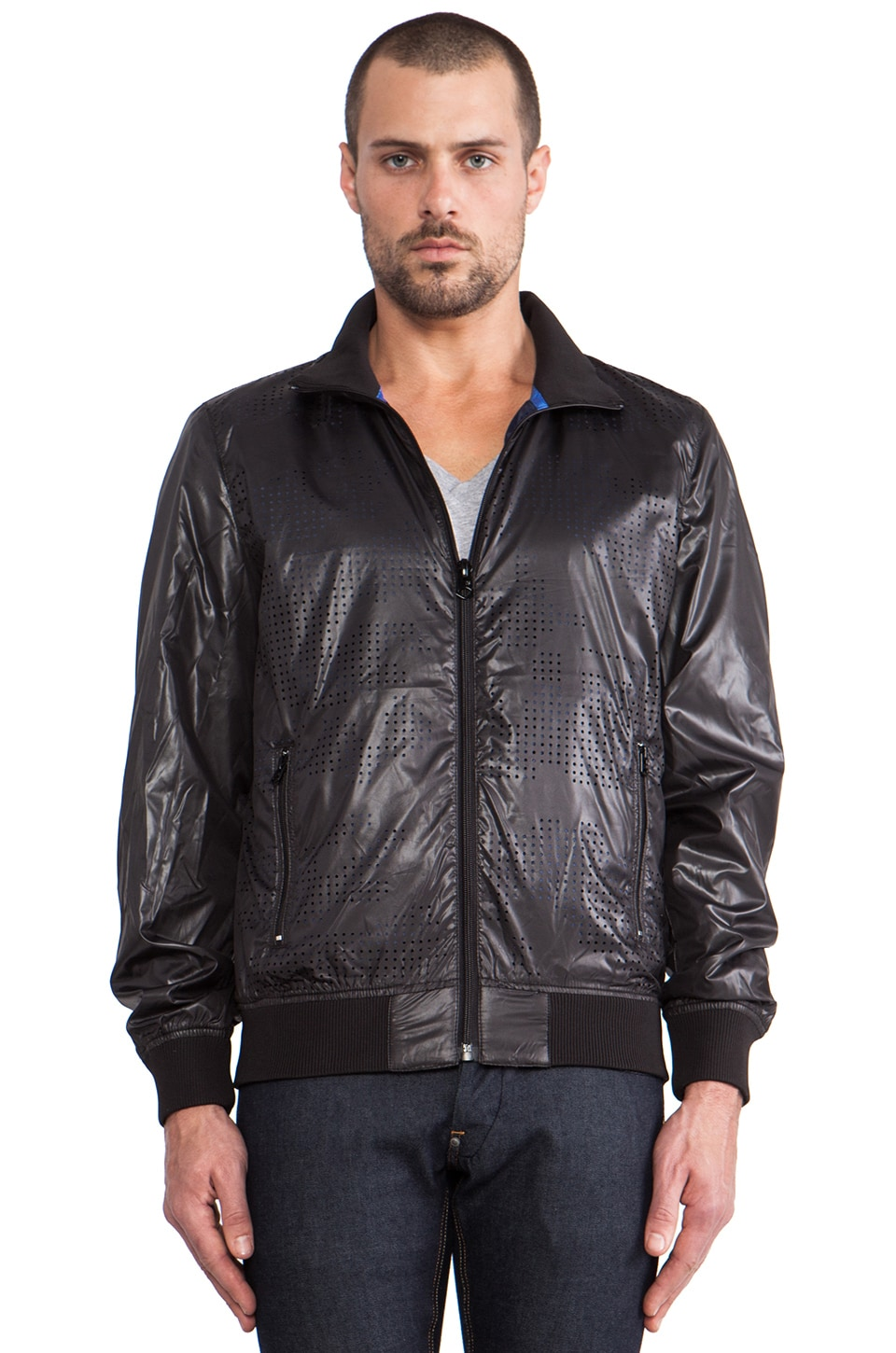 G-Star Hopkins Zip Jacket in Black